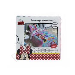 Пакет объемный для детского постельного белья из ПВХ
