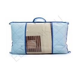 Упаковка для наматрасника и подушек из спанбонда и ПВХ