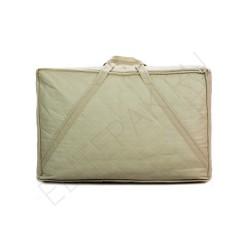 Упаковка для пуховиков, пледов и одеял из спанбонда