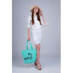 Пляжная сумка ПС 0006