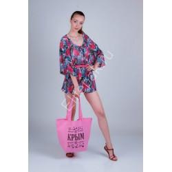 Пляжная сумка ПС 0007