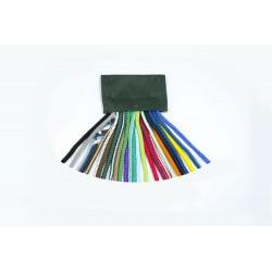 Шнуры вязанные и плетенные