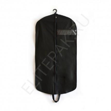 Плоская упаковка для одежды с отворотом